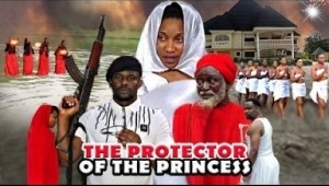 The Protector Of The Princess 1 (zubby Michael) - 2019